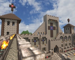 Minecraft castle ideas - build your own kingdom
