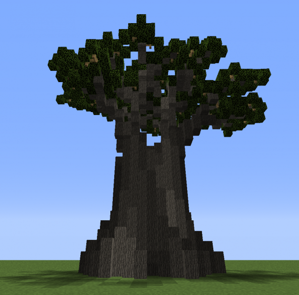 Weirwood Tree | The Lord of the Rings Minecraft Mod Wiki ...