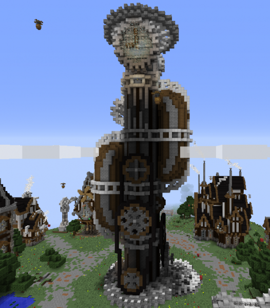 Clocktower Grabcraft Your Number One Source For