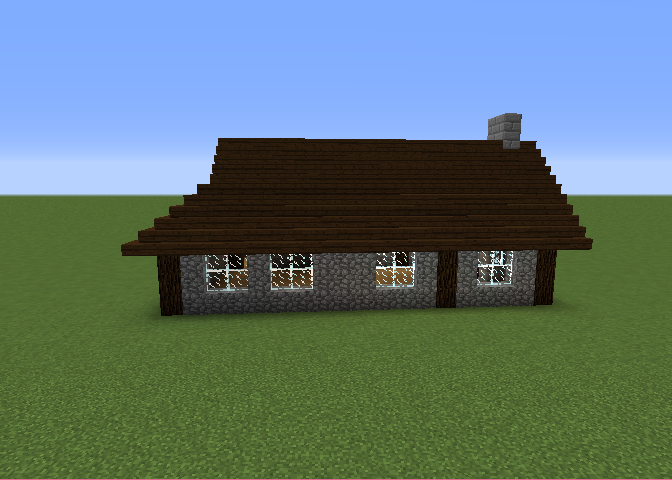 Cobblestone House Grabcraft Your Number One Source For