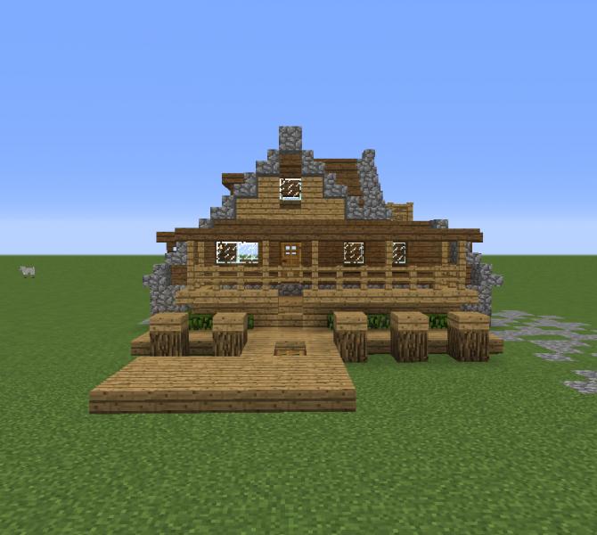 minecraft cozy cottage blueprints galleryhip com the tiny house plans houseplans com