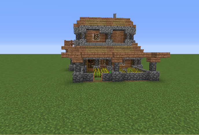 Dwarf Style Farmhouse 2 Grabcraft Your Number One