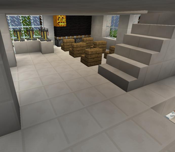 Minecraft Apartment: Elite Modern Apartment Building
