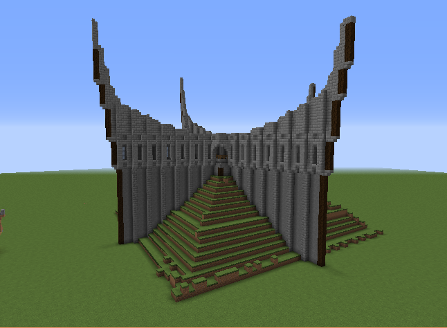 Evil base grabcraft your number one source for for Minecraft base blueprints