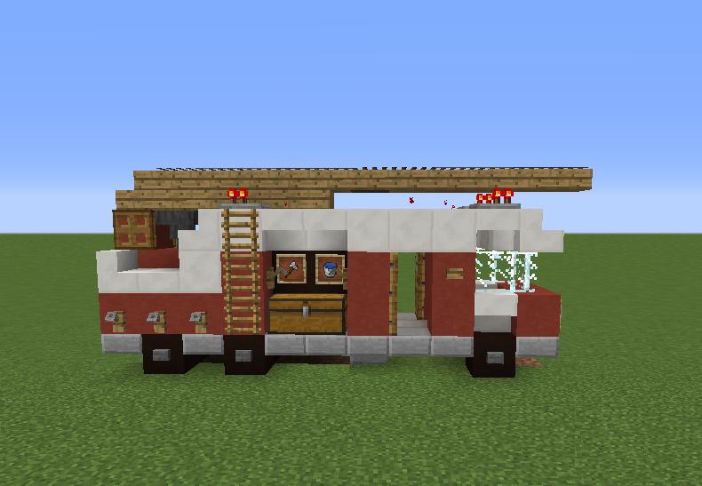 Fire Truck Craft Ideas