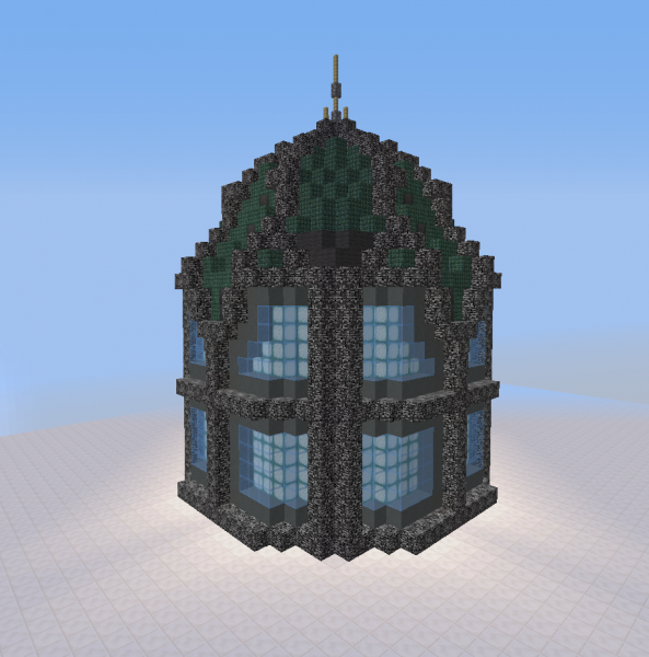 Futuristic Modern Small Building 2 Grabcraft Your