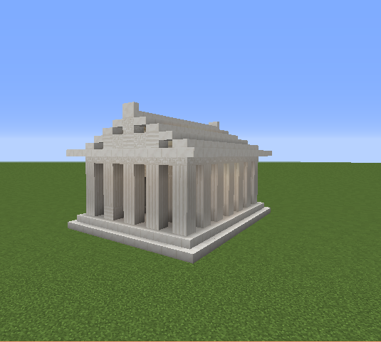Greek Temple Grabcraft Your Number One Source For