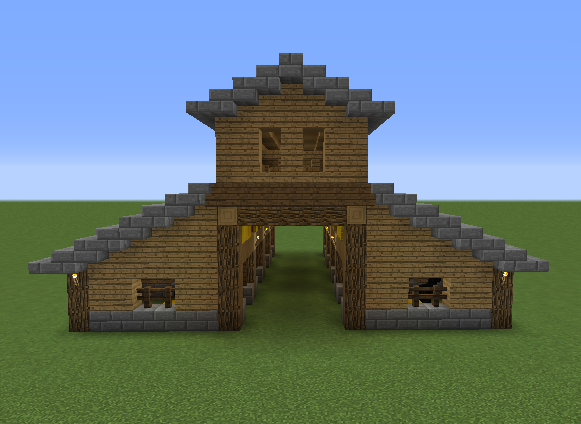 Wooden Stable GrabCraft Your Number One Source For