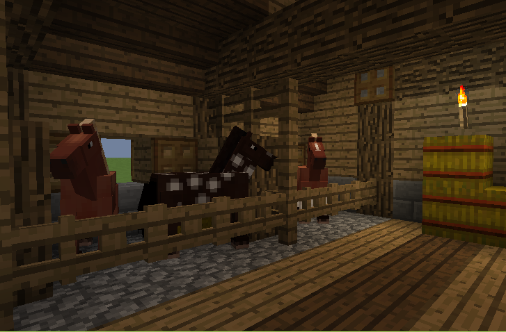 Horse Stable Grabcraft Your Number One Source For