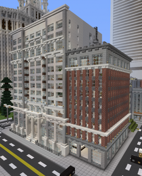 Luxury american building block 1 grabcraft your number for American builders