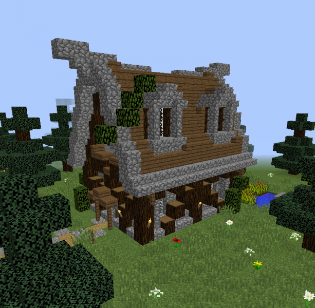 Magic Nordic House 2 Grabcraft Your Number One Source