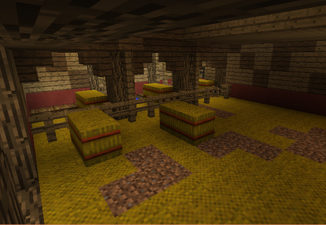Medieval Barn Stables Grabcraft Your Number One Source