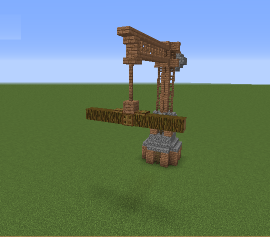 Steampunk Crane - GrabCraft - Your number one source for MineCraft ...