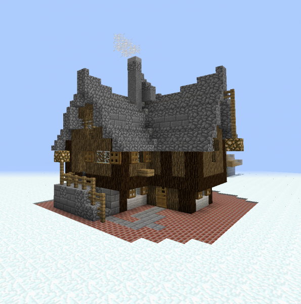 Medieval Fantasy Farm House Grabcraft Your Number One