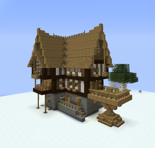 Medieval Fantasy Inn Grabcraft Your Number One Source