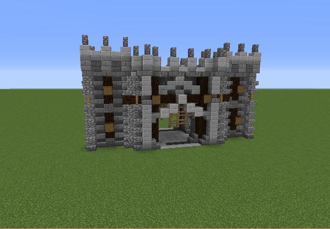 100+ Minecraft Stone Gate – yasminroohi