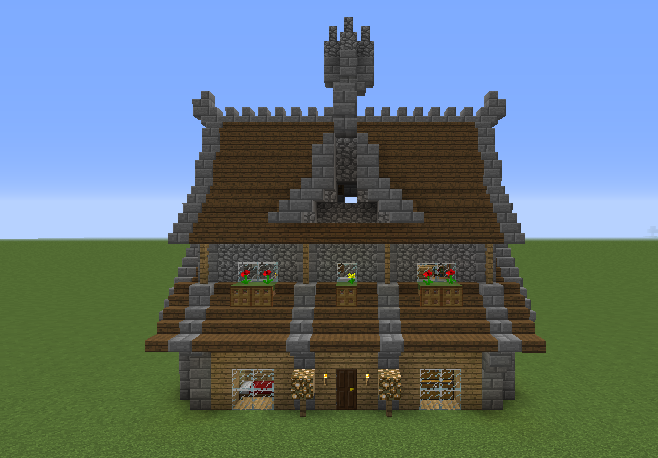 Medieval Nordic House GrabCraft Your number one source