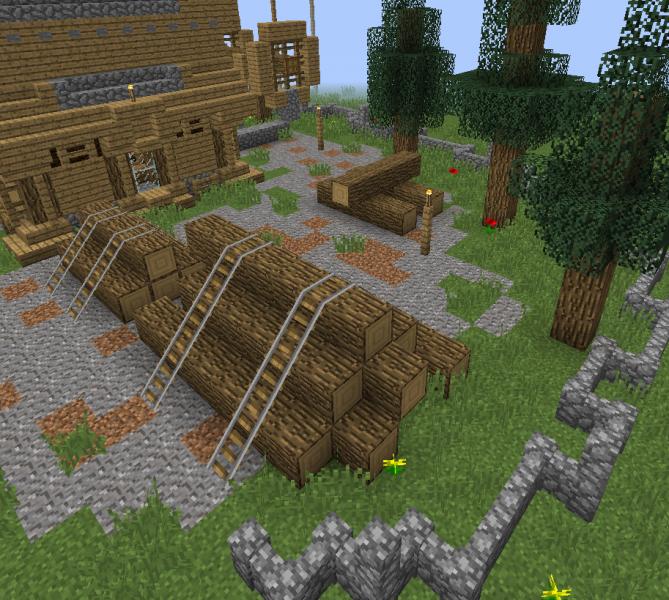 Mill Craft Wood