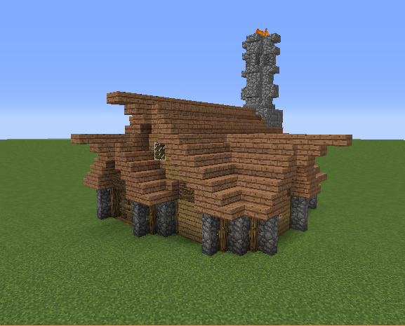 medieval rustic house grabcraft your number one source