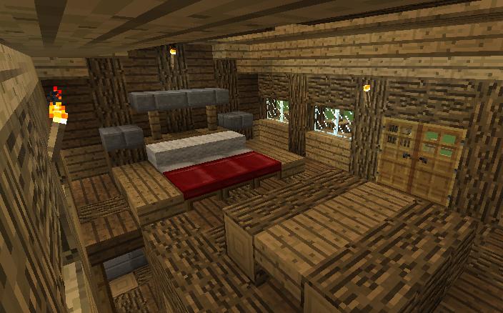 Medieval Rustic Log Cabin Grabcraft Your Number One