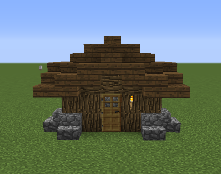 Medieval Settlement Small House 1 GrabCraft Your