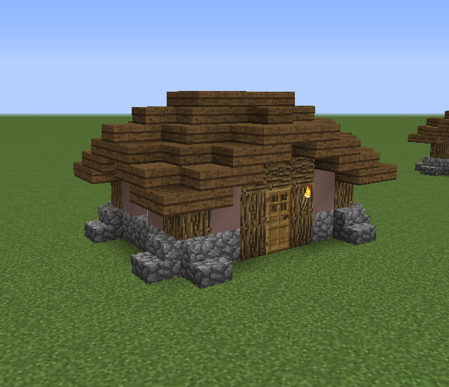 Medieval Settlement Small House 2 GrabCraft Your