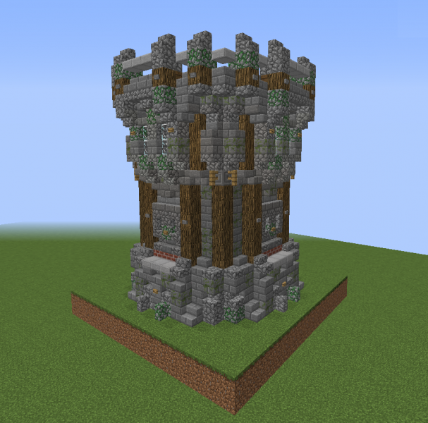 Medieval Small Watchtower Grabcraft Your Number One