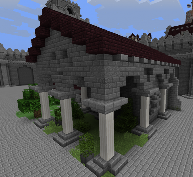 Medieval Stone House GrabCraft Your Number One Source