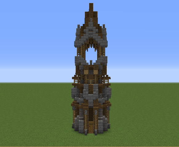 Medieval Tower Grabcraft Your Number One Source For