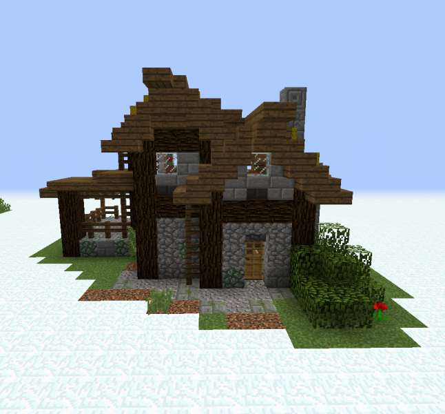 Medieval Village House 3