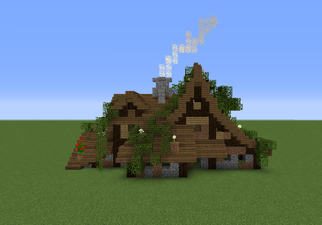Medieval Witch House Grabcraft Your Number One Source