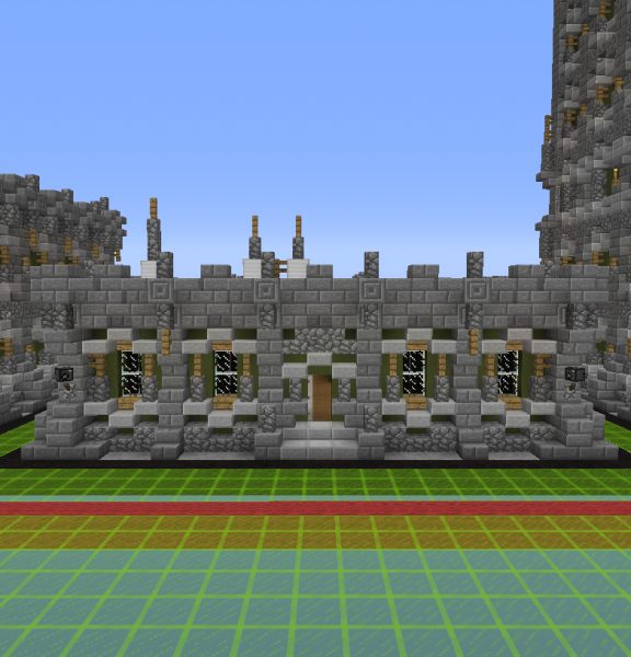 Military base building 2 grabcraft your number one for Minecraft base blueprints