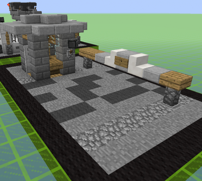 Military base entry grabcraft your number one source for Minecraft base blueprints