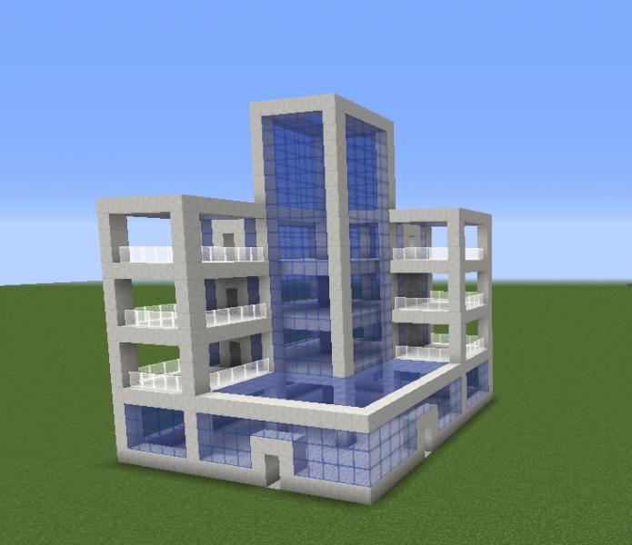 Minecraft hotels