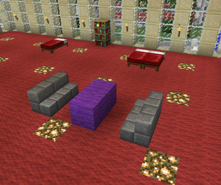 Minecraft Apartment: Modern Luxurious Apartment Building 2