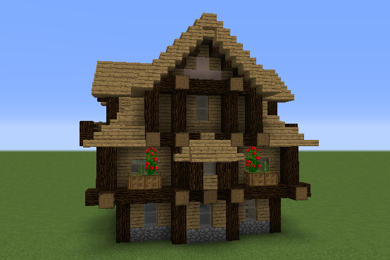 rustic medieval house 1 grabcraft your number one