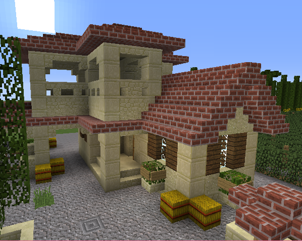 Sandstone Stable Grabcraft Your Number One Source For