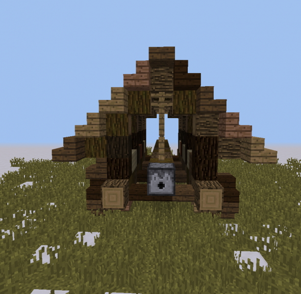 how to build a siege engine