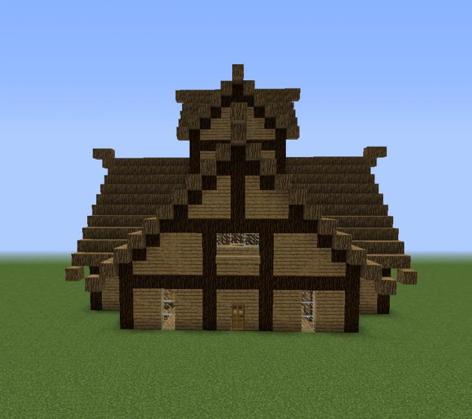 Skyrim Nordic Clan House