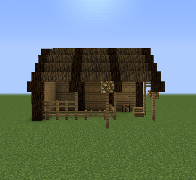 Skyrim Nordic Small Stable GrabCraft Your Number One