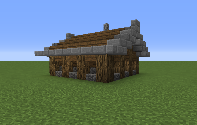 Small Enchanting Hut Grabcraft Your Number One Source