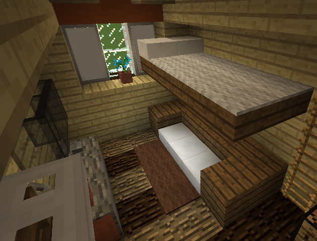 Skill level  1. Small Log Cabin   GrabCraft   Your number one source for MineCraft