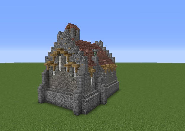Small Medieval Chapel Grabcraft Your Number One Source