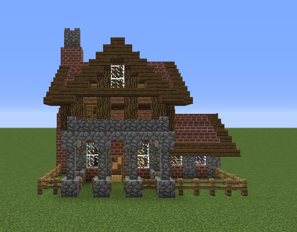 Small Medieval Manor House GrabCraft Your number one