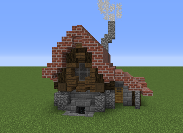 Small Medieval Townhouse 1 GrabCraft Your number one
