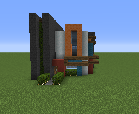 Small Modern House 3 GrabCraft Your Number One Source