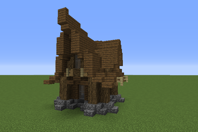Small Nordic House Grabcraft Your Number One Source