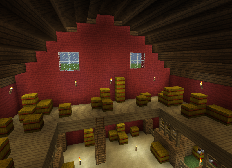 Stables In A Barn Grabcraft Your Number One Source For
