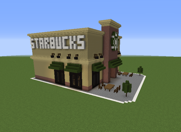 Starbucks 1 GrabCraft Your Number One Source For