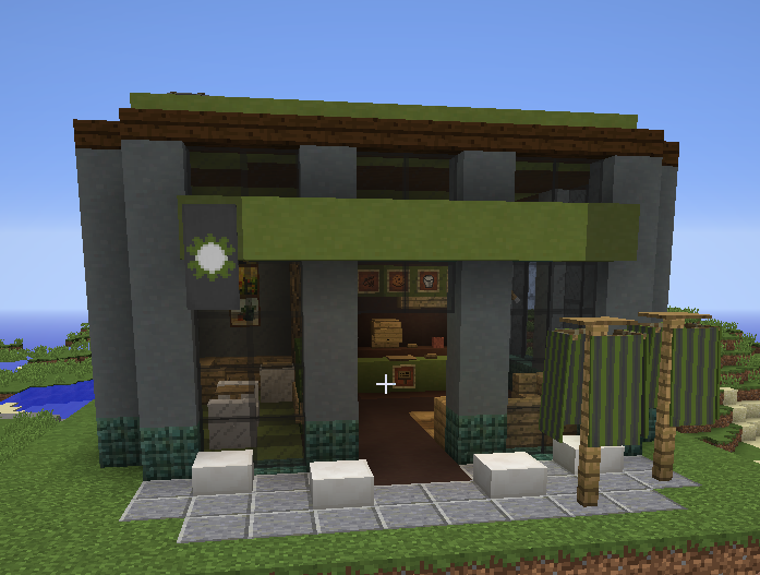 Starbucks Modern - GrabCraft - Your number one source for MineCraft ...